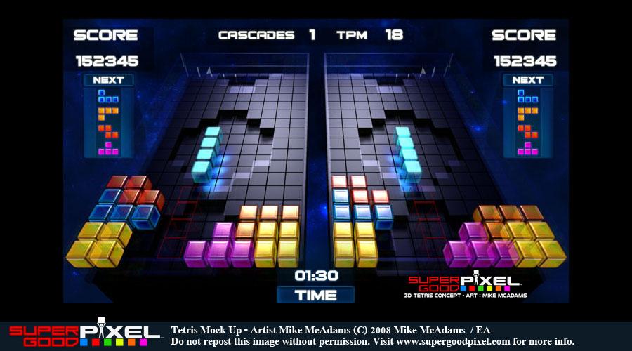 TetrisMock